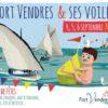 affiche Port Vendres et ses voiles