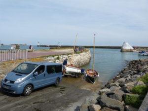 cale de l'amphibie, St Vaast