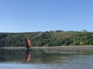 Douceur fluviale sur le Trieux