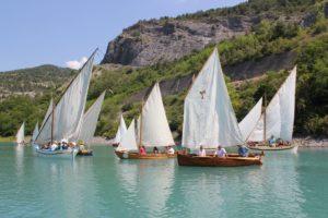 VDH2013 lac de Serre-Ponçon