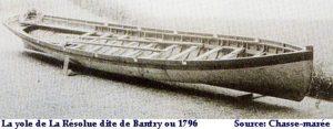 La yole de Bantry originale