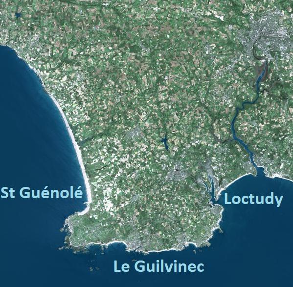 Topo 21 – Côte Bigoudène