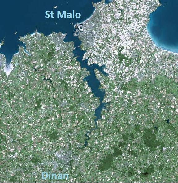 Topo 9 – L'estuaire de la Rance