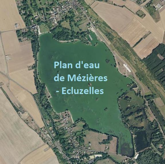 Topo 30 – Plan d'eau Mézières en Drouais