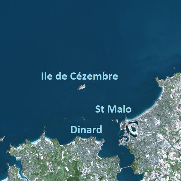 Topo 37 – Baie de Saint-Malo