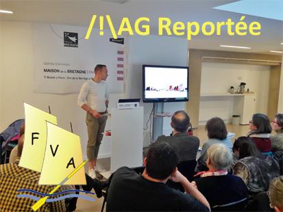 Report de l'Assemblée générale FVA