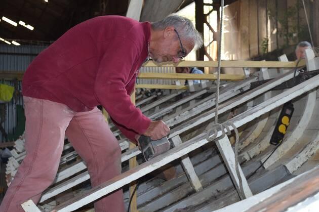 La FVA propose 5 bourses de soutien aux projets de rénovation de vos bateaux
