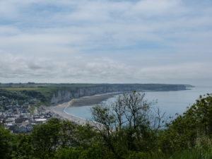 vue à marée basse